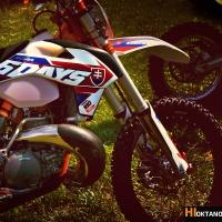 KTM 300 EXC MY2016 SixDays Slovakia Edition - Pierwsze spojrzenie