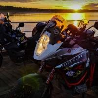Niezwykła podróż dookoła świata w siodle KTM 1190 Adventure R. Ride Must Go On / Odcinek 1