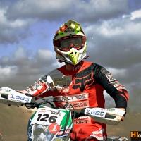 Oskar Kaczmarczyk w akcji na KTM 250 EXC-F | Galeria zdjęć
