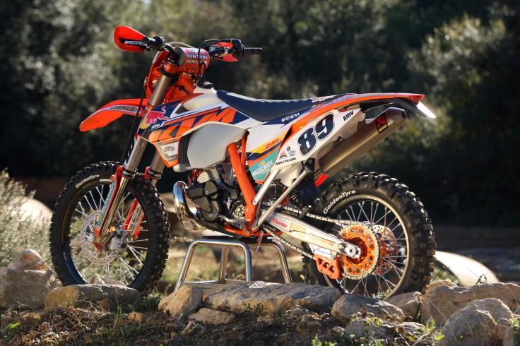 130887_Alfredo Gomez KTM 300 EXC 2015