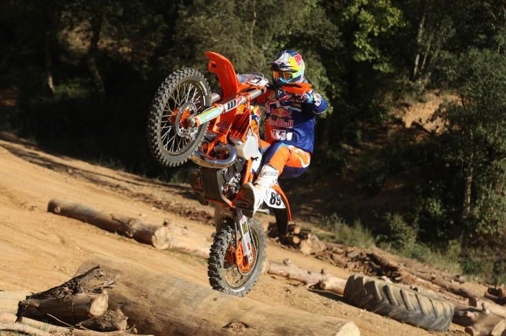 130903_Alfredo Gomez KTM 300 EXC 2015