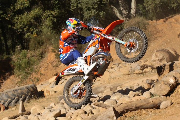 130916_Alfredo Gomez KTM 300 EXC 2015