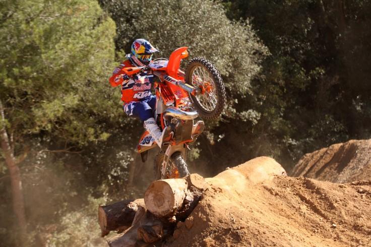 130918_Alfredo Gomez KTM 300 EXC 2015