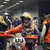 Alfredo Gomez i jego nowy KTM 300 EXC w akcji