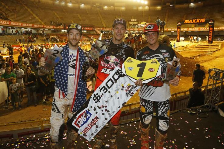 Cody Webb & Jonny Walker Belo Horizonte 2016