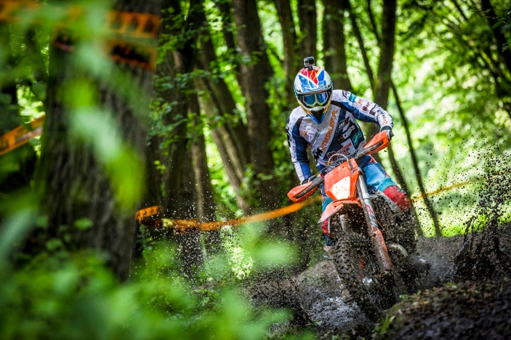 KTM EXC MY2017 Media Launch, 6.7.2016, Skycov, Slovakia