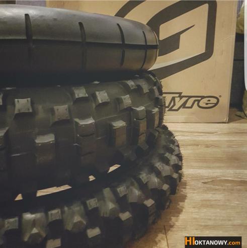 Zestaw testowy z Golden Tyre Polska