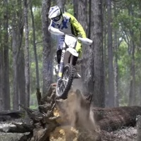 VIDEO | RIDE THE WILD - Husqvarna TE300