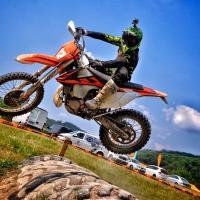 VIDEO TEST | KTM EXC TPI 2018 - testowe upalanie z Oskarem Kaczmarczykiem i Krzyśkiem Nędzką