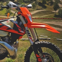 VIDEO | Braap braap na elektryku KTM FREERIDE E-XC