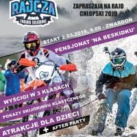 Rajcza Enduro Skijoring 2019!