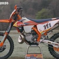 I znamy look nowych KTM EXC 2020!